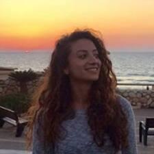 Dalya felhasználói profilja