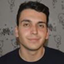 Endrit User Profile