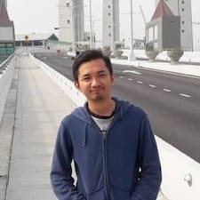 Azwal Azsyafiq felhasználói profilja