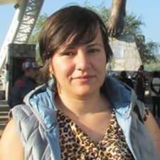 Henkilön Juana Lizeth käyttäjäprofiili