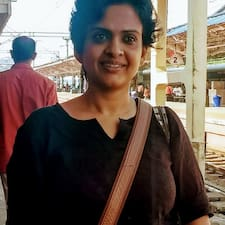 Nutzerprofil von Sharanya