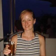 Stefanie felhasználói profilja