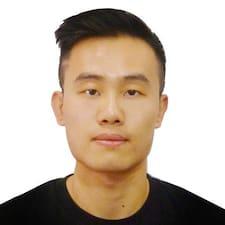 Congweiさんのプロフィール