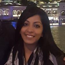 Sarina - Uživatelský profil