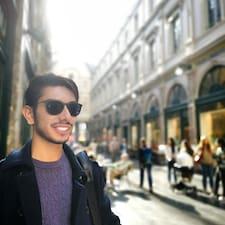 Mirko Brandon felhasználói profilja