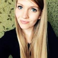 Anna的用戶個人資料