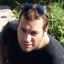 Marinos felhasználói profilja
