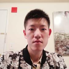 Xiaoyang felhasználói profilja