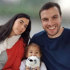 Anthony, Alejandra & Naora User Profile