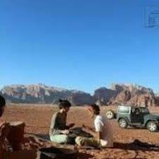 Gebruikersprofiel Fox Camp Wadi Rum