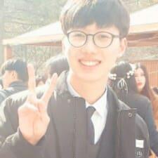 Dongwon felhasználói profilja
