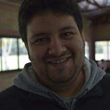Användarprofil för Rodrigo