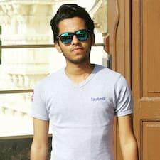 Keshav felhasználói profilja