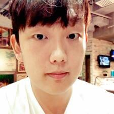 Soon Ho felhasználói profilja