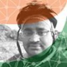 Chandrasekhar的用戶個人資料