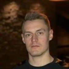 Maciej felhasználói profilja
