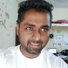 Profil Pengguna Arshad