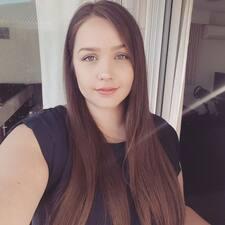 Profil utilisateur de Michaella