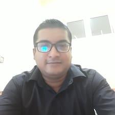 Ravi的用戶個人資料