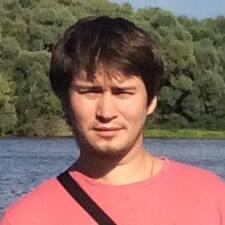 Профиль пользователя Антон