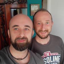 Kris & Paul Brukerprofil