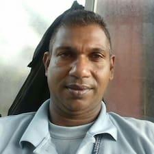 Perfil do utilizador de Rahula