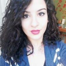 Profil utilisateur de Maria Rosetta