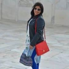 Profil utilisateur de Rupali