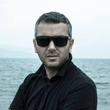 Petar felhasználói profilja