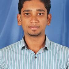 Profil utilisateur de Hariprasad