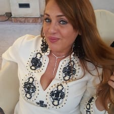 Profil utilisateur de Margherita
