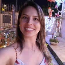 Henkilön Kelly Maria Bilião käyttäjäprofiili