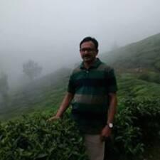 Profil Pengguna Srinivas