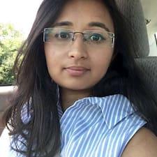 Profil utilisateur de Dharti