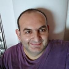 Профиль пользователя Georgios