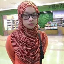 Profil utilisateur de Nazhatul Hanis