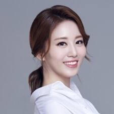 Användarprofil för Nicole Kim