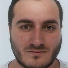 Profilo utente di Geoffroy