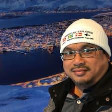 Mohd Fuad User Profile