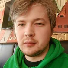 Profil utilisateur de Pavel