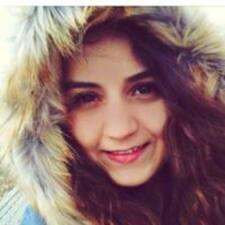Aylin felhasználói profilja
