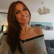 Andžela Kullanıcı Profili