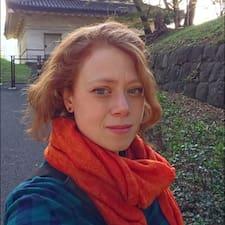 Cara - Uživatelský profil
