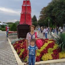 โพรไฟล์ผู้ใช้ Оксана