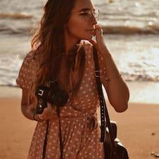 Elena Naudotojo profilis