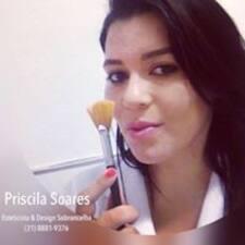 Priscila - Uživatelský profil