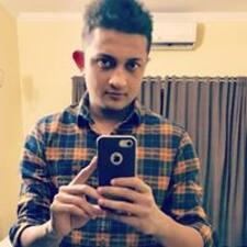 Anurag felhasználói profilja