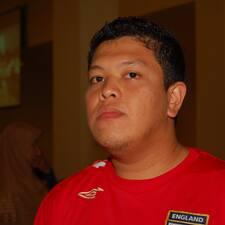 M Amirul felhasználói profilja