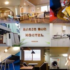 Profil utilisateur de Magic Bus Hostel