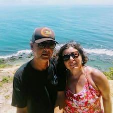 Perfil do usuário de Luiza&Marco